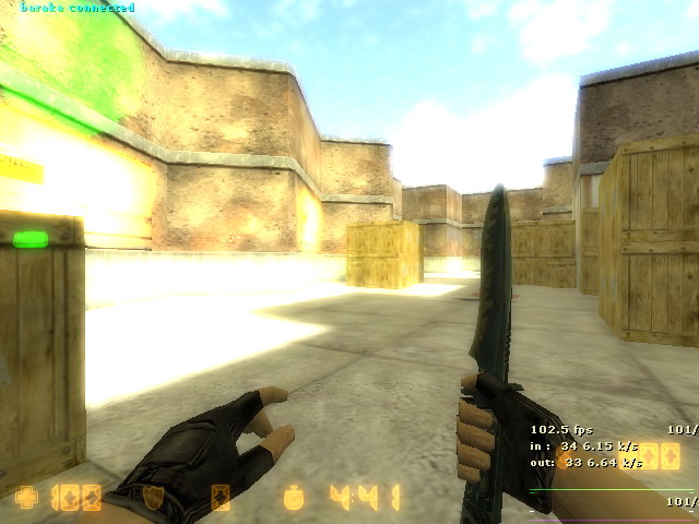 [Патч] Counter Strike 1.6 Shader