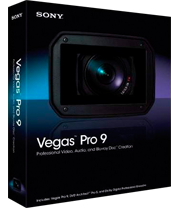 [Мувимейкинг] SONY Vegas Pro (32/64 bit) 9.0e Build 1147 [Eng + Rus + Crack]