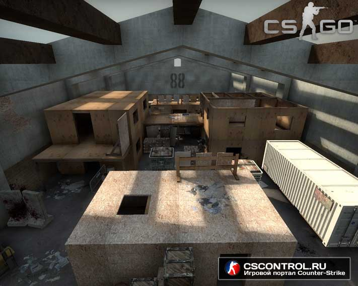 Карта ar_killhouse для [CS:GO]