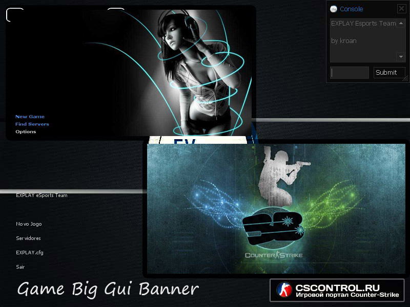 Плагин Game Big Gui Banner (private)