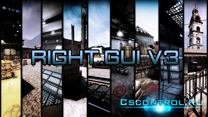 Тема для [CS:GO] righT.GUI V3.2F