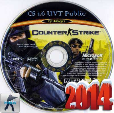 CS 1.6 UVT Public SERVER 2014 by Str0ng92