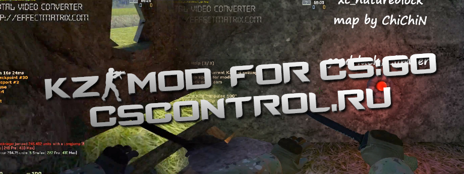 Мод [KZ] Jump Mod для CS:GO v1.0751 (Stable version)