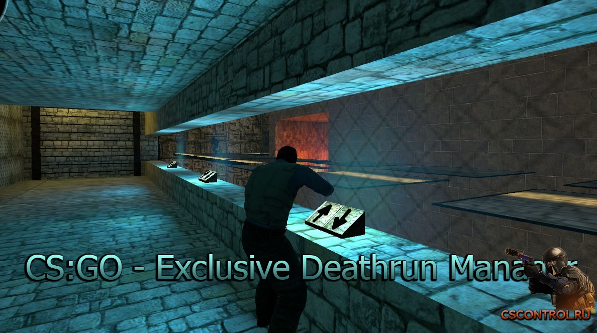 Мод Exclusive Deathrun Manager v5.3 для CS:GO