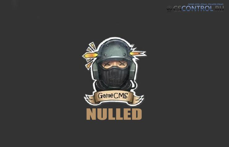 Движок GameCMS (Nulled 2.0 by OverGame)