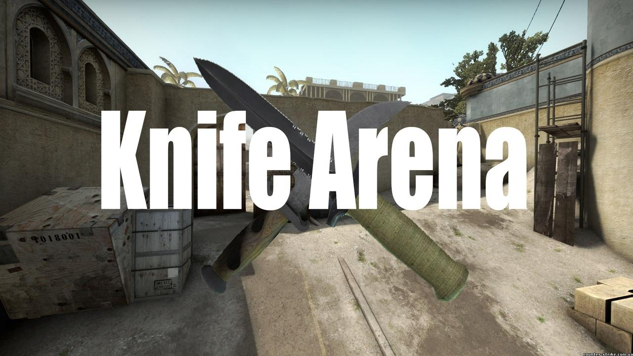 Плагин Knife Arena/Duel