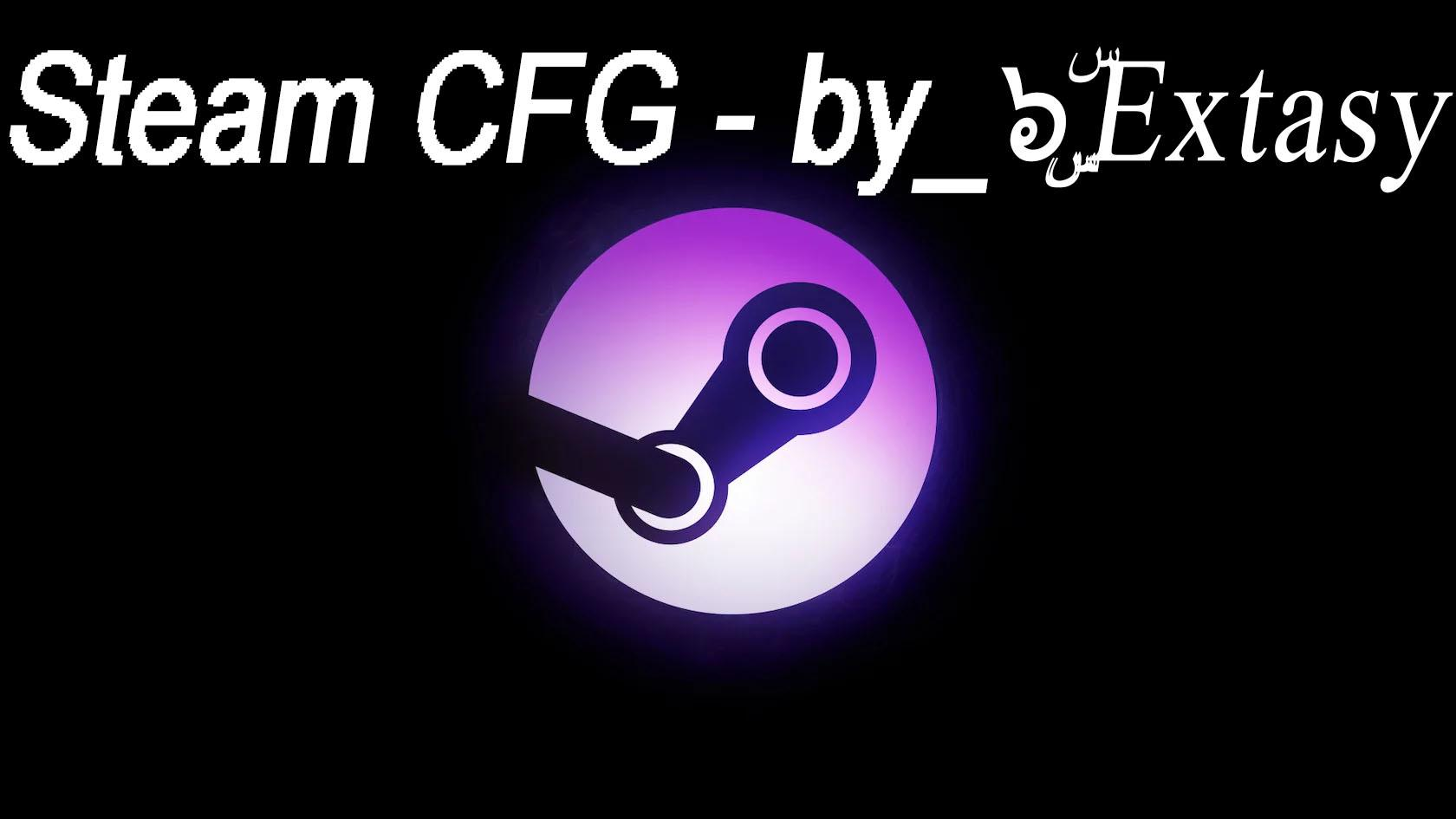 Steam CFG для Counter-Strike 1.6